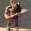 HERITAGE dungeon dwellers Minotaur with axe / 25mm D&D fantasy