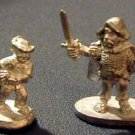 Grenadier Fantasy Lords Hobbit and Dwarf characters / 25mm gaming