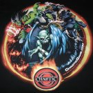 Giant Fantasy T-shirt Chaotic card game L black NEW