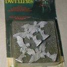 Heritage Dungeon Dwellers Harpies AD&D figures MIP
