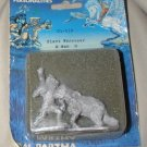 Ral Partha 01-110 Giant Werebear and Man MIP  25mm figure pack