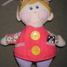 Dressy Bessy dressup learning plush newer doll
