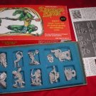 Grenadier Dragon Lords 2010 Horrors of the Marsh LIKE NEW lead figure set AD&D