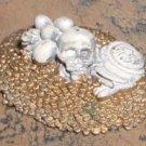 Grenadier Wizzards & Warriors treasure / egg pile - 1970s lead