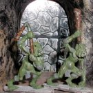 Ral Partha True Trolls with weapons / 25mm gaming figures