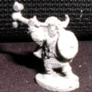 RAL PARTHA 02-036 Dwarf Striking with Hammer