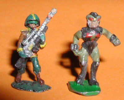 Garrison heritage x2 star troopers vintage space minis gamma world publicscrutiny Image collections