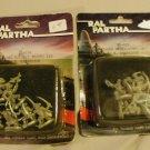 RAL PARTHA All Things Dark & Dangerous x2 new Ratling figure packs