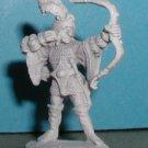 Ral Partha 02-014 High Elf firing bow 25mm mini
