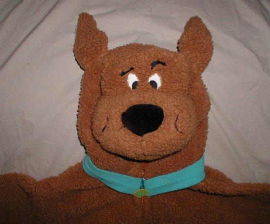 Halloween Costume - Scooby Doo / Warner Studio size M
