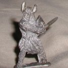 Custom Cast Heritage vintage Knight Hacking 3853 Chivalry D&D