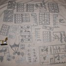 lot of D&D plastic slota figure bits / misc Warhammer dungeon pieces