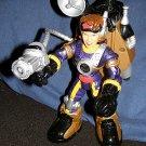 Ariel Flyer voice tech Rescue Hero Fisher Price 2001