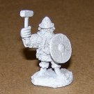 Grenadier Models Wizzards & Warriors dwarf with hammer 25mm fantasy minis