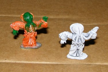 GRENADIER MODELS  x2 Mind Flayers / 25mm D&D miniature figures