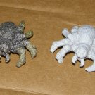 Grenadier Models x2 giant Spiders 25mm miniatures dungeons dragons