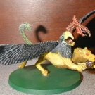 Ral Partha painted Chimera monster D&D Dungeons Dragon goat lion vulture cobra