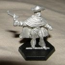 Ral Partha Western Gun Fighter 28mm rare slotta pewter figure 1999
