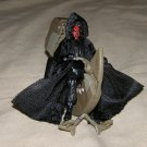 STAR WARS action figure Darth Maul with speeder and probe