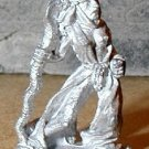 Ral Partha female MU w/ snake staff / 25mm D&D figure