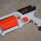 Nerf Maverick foam dart revolver pistol white