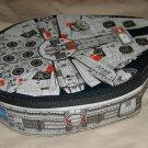 LEGO Star Wars Millennium Falcon Minifig Zip Case Han Solo Chewbacca