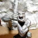 Ral Partha large Hill Troll or ogre crouching with club