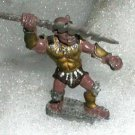 Superior models large painted Cyclops with javelin rare 25mm scale figure