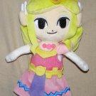 "Princess Zelda 8"" plush Nintendo video game toy Legend of Zelda"