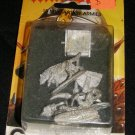 Grenadier Warlords 15mm Orc Battle Chariot with wargs MOC blister pack