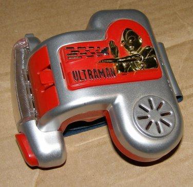 Bandai Ultraman Light & Sound Wrist Strap Sound Battler 1992 Japan import