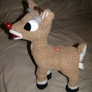 Singing Coyne Rudolph the Red-nosed Reindeer anamatronic Christmas toy