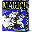 4M Kids Magic Set - Includes A Wand, Playing Cards, Rope + More