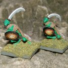 RAL PARTHA LOTR goblins / 25mm D&D miniature figures