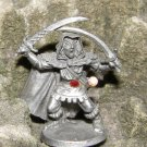 Ral Partha fine Pewter Drizzt Do'Urden drow elf D&D dungeon miniature