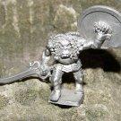 Ral Partha fine Pewter LOTR Orc Sauron commander D&D dungeon miniature