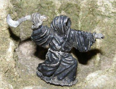 Citadel Wraith figure Dungeons & Dragons 25mm miniature 1980s