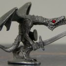 Ral Partha fine Pewter Hellspawn with sword D&D dungeon miniature