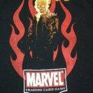 RPG gaming black T-shirt MARVEL comics gaming card game Ghost Rider / size 2XL