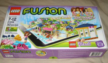 LEGO Friends 21208 Resort Designer FUSION Buildable Game