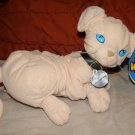 Austin Powers Dr. Evil Mr. Bigglesworth plush cat 1998 TrendMasters BlockBuster