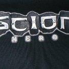 RPG gaming black T-shirt SCION Hero / NEW size XL