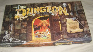 TSR The New Dungeon Board Game D&D dragons rpg