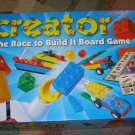 Lego Creator Roseart board game Complete