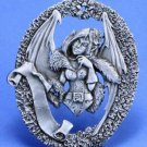 Reaper Dark Heaven 2011 Sophie Christmas Ornament MIP 01435
