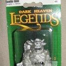 Reaper - Dark Heaven Legends: Exotic Idol 03514 Player's Handbook cover