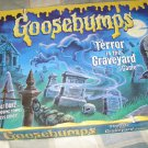 Goosebumps Terror in the Graveyard 1995 Board Game