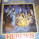 Ral Partha Dragonlance Heroes box set complete / painted 10-502