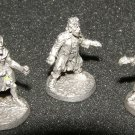 Ral Partha AD&D RARE Ghouls and Ghast dungeon mini monsters 25mm 11-434