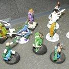 X10 AD&D dungeons dragons 28mm slotta minis Reaper Rafm Warhammer GW
